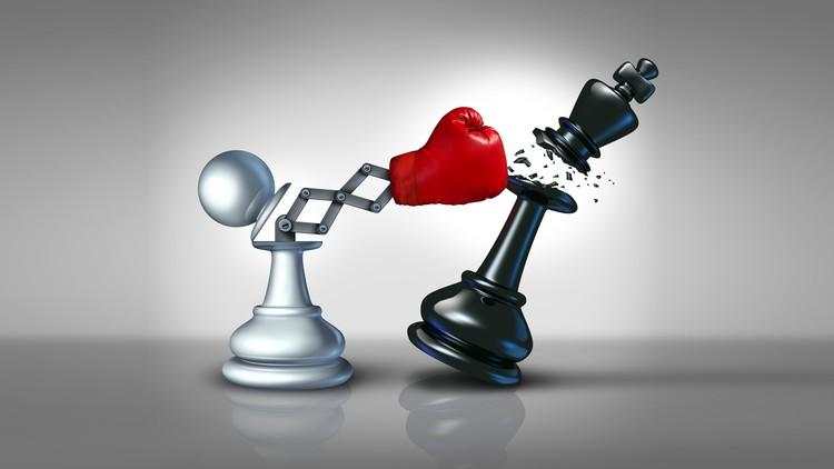 Agresivitatea in marketing online. Unde mai este placerea jocului?