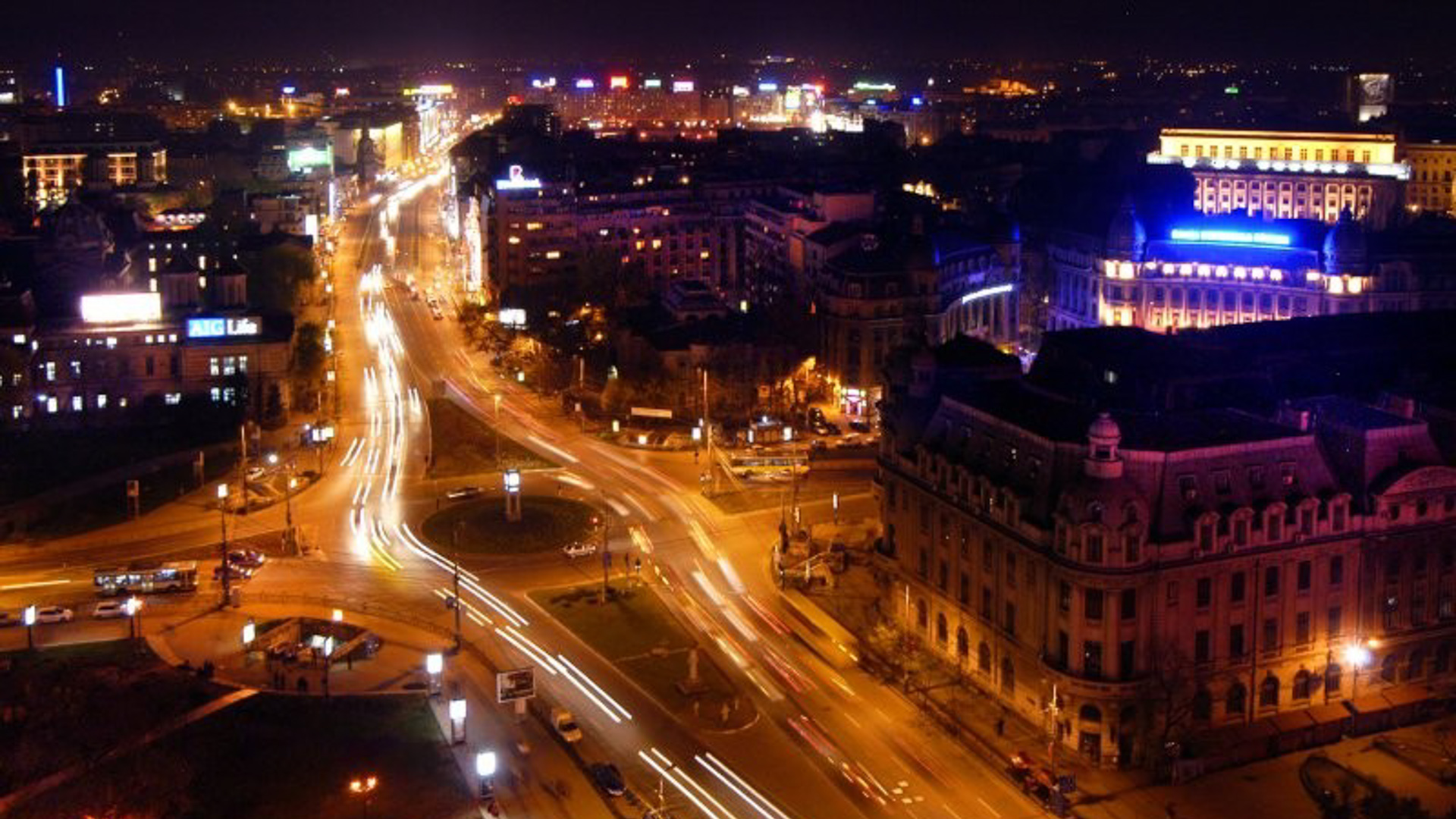 Bucharest-by-Night