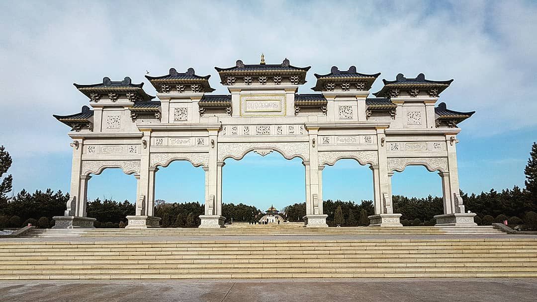 maosoleu Gengis Han