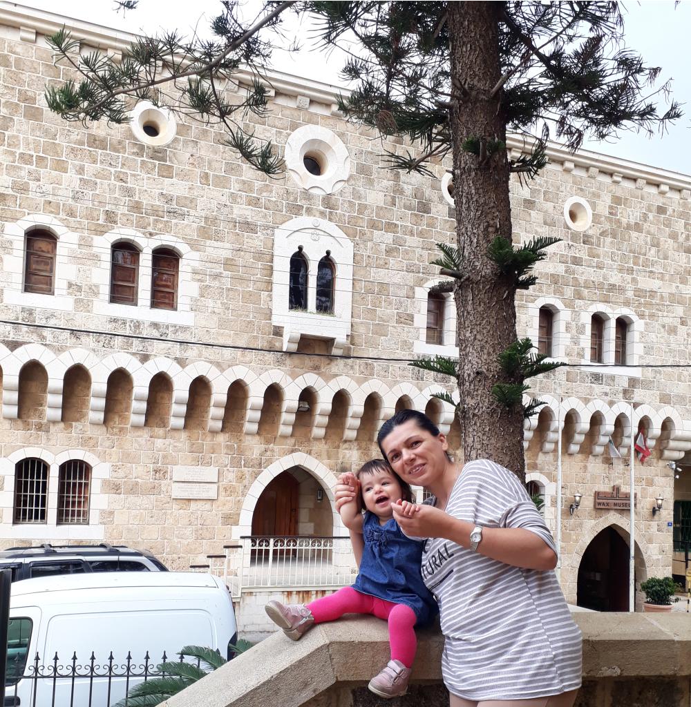 Ne place arhitectura din Byblos