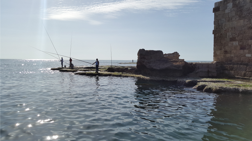 Sidon cetatea medievala 5