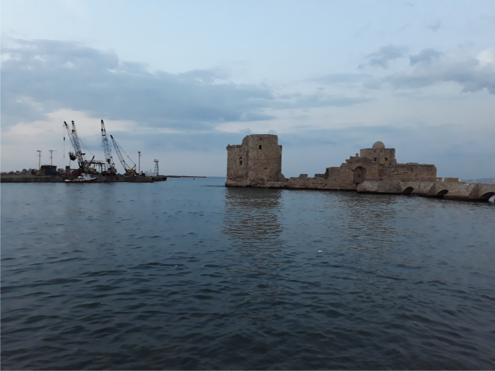 Sidon cetatea medievala 4