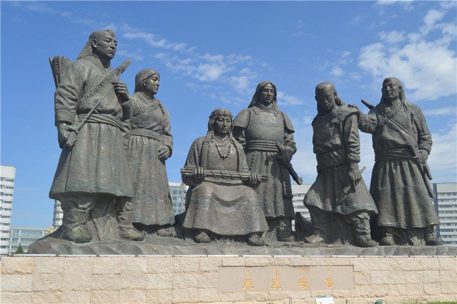 mama lui Gengis Han