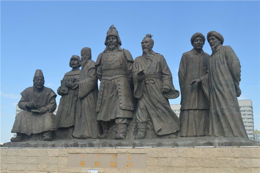 istorie Gengis Han