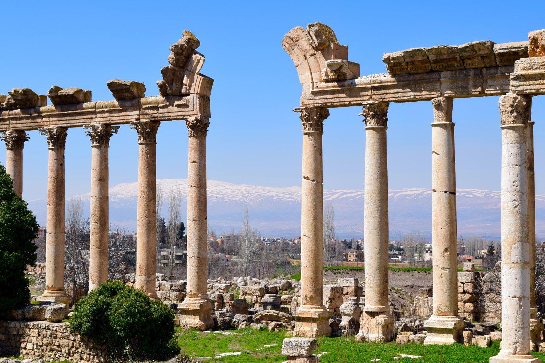 Baalbek Templul lui Venus