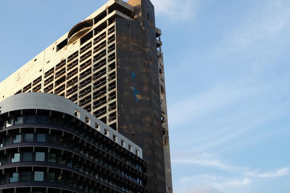 Beirut memoria razboiului