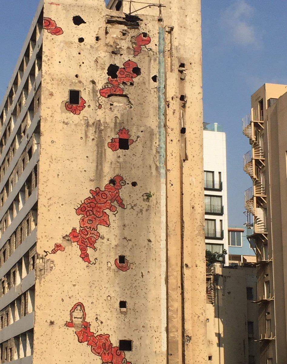 Beirut mostenirea razboiului