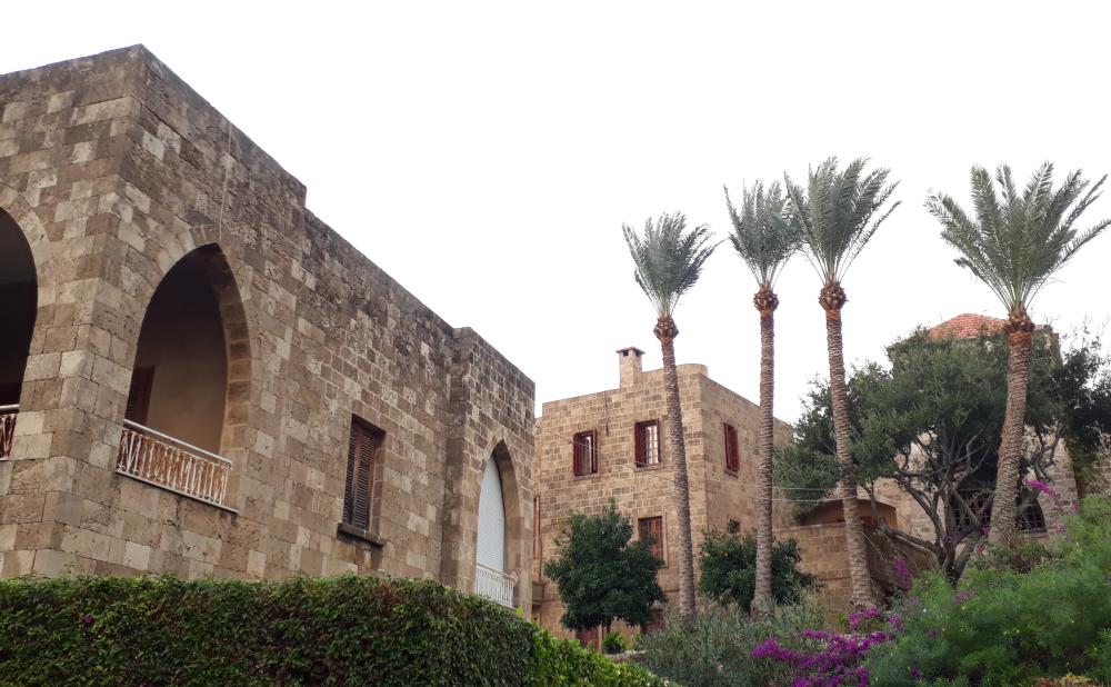 Byblos arhitectura