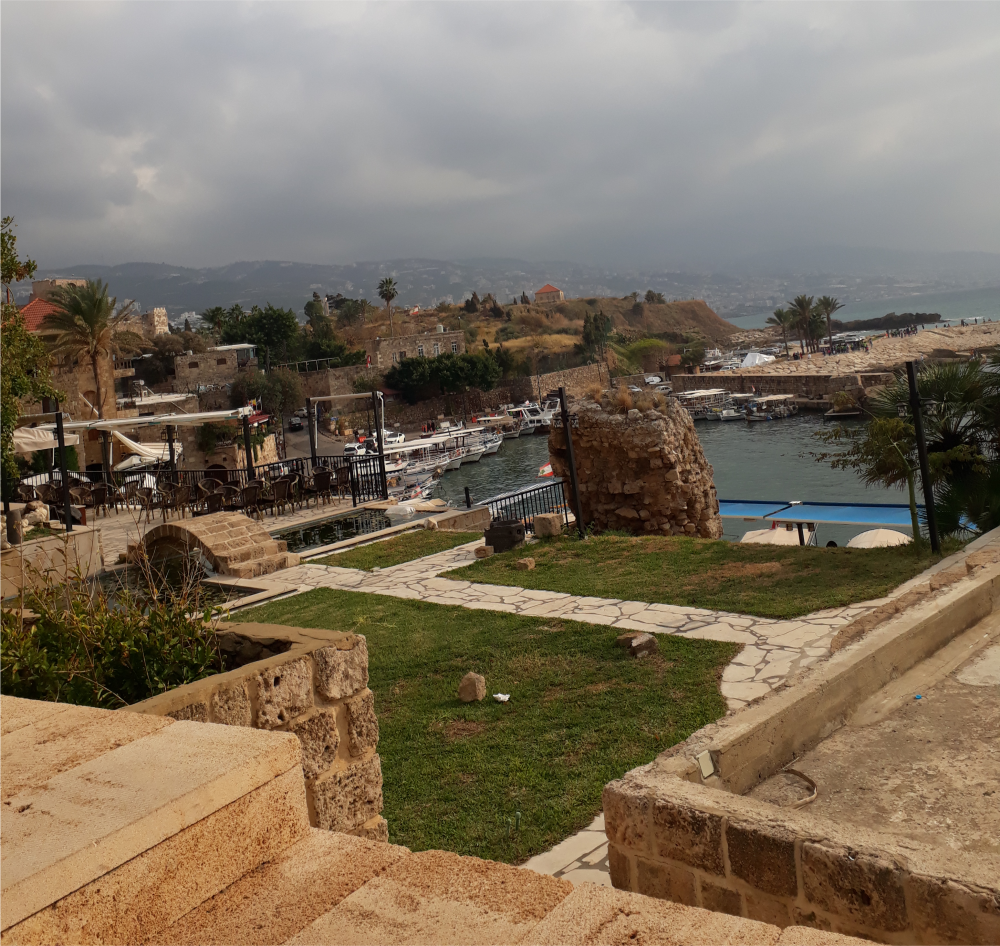 Byblos in decembrie 4