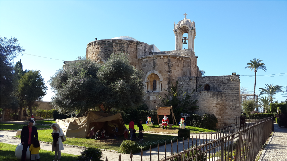 Byblos in decembrie