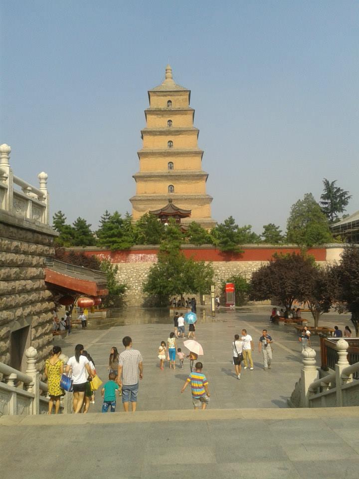 gig goose pagoda