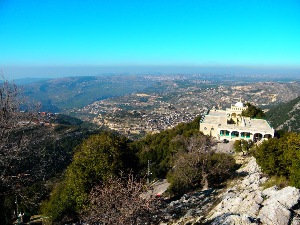 liban drudzes temple 2