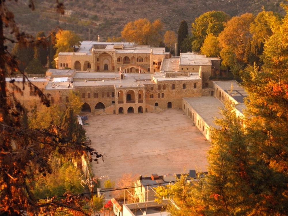 Liban Beit Eddine toamna