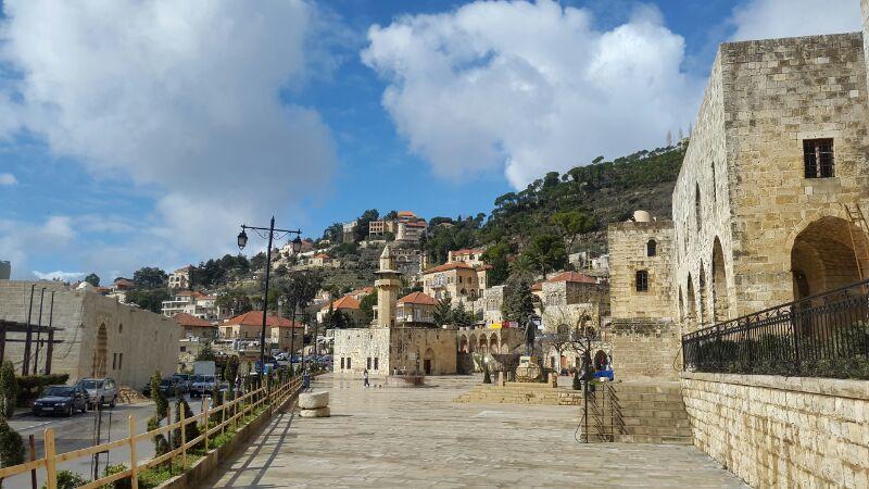Liban turism Shouf