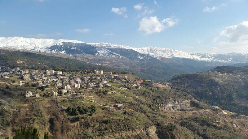Liban turism munte 1