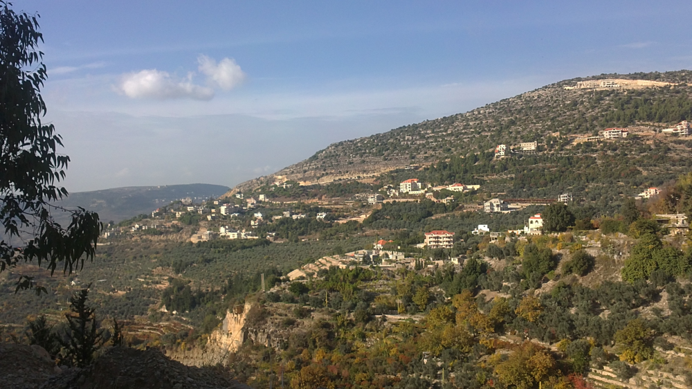 Liban turism munte 10