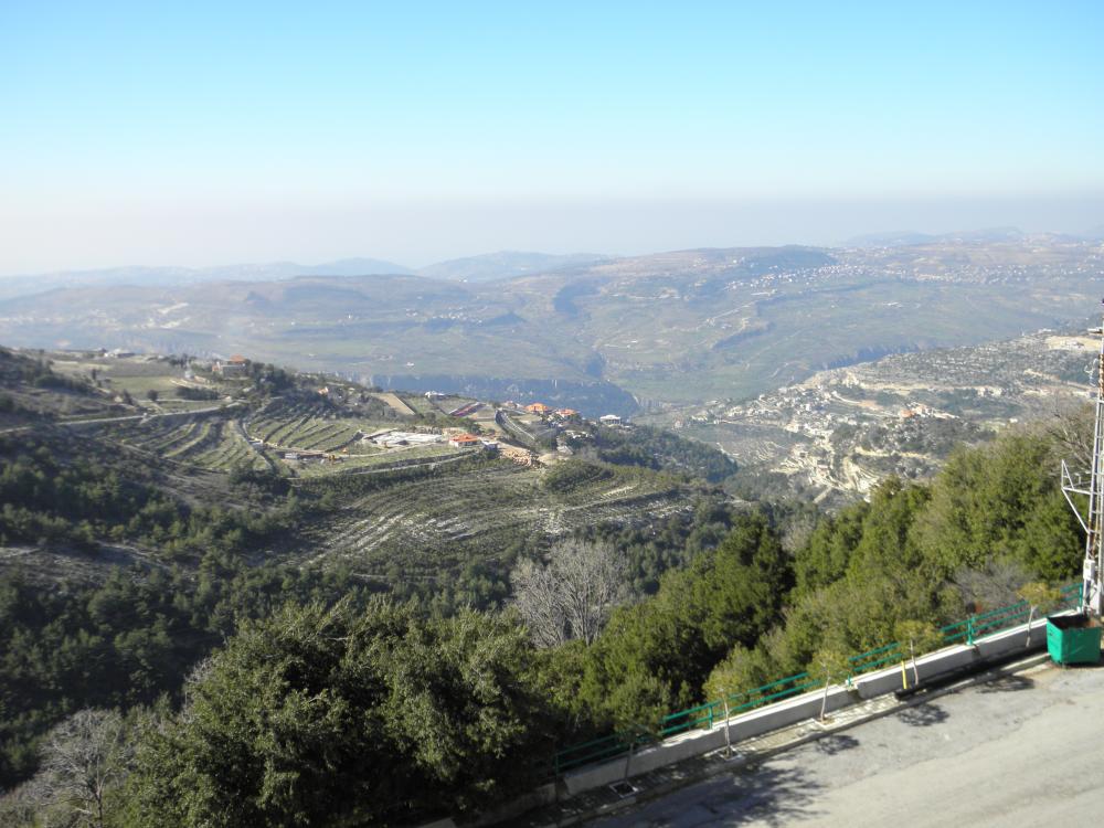 Liban turism munte 14