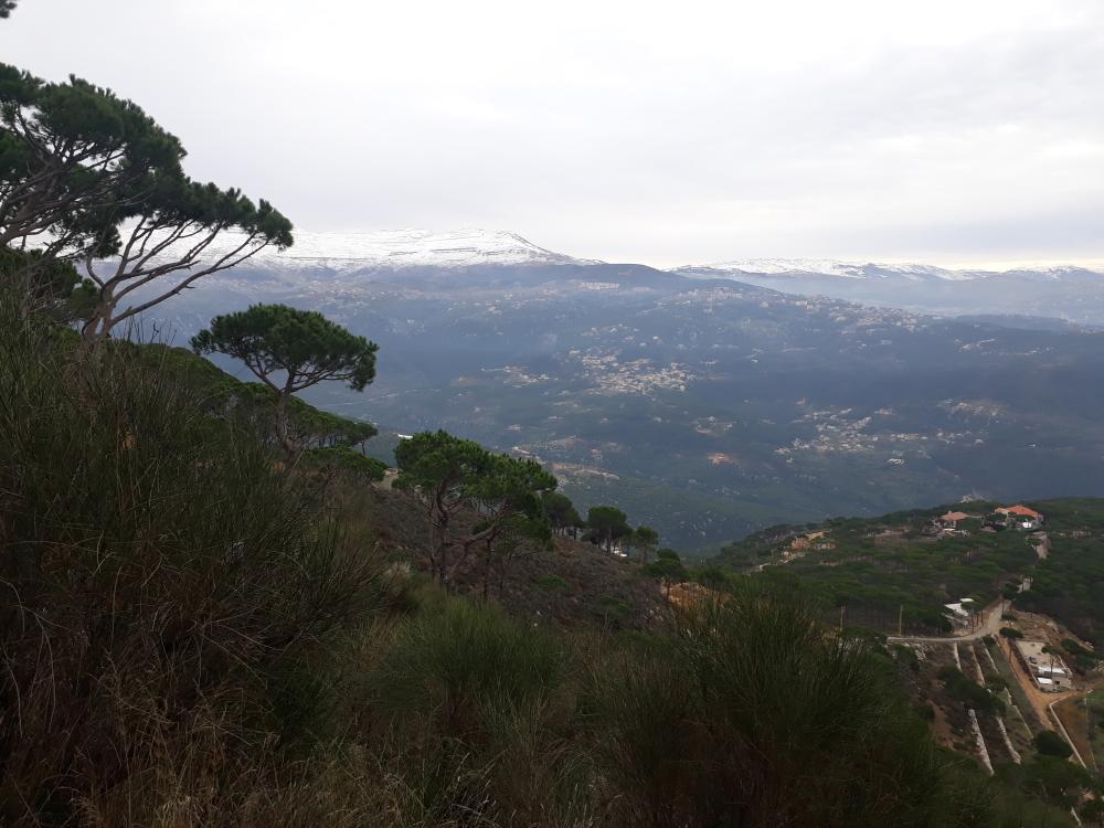 Liban turism munte 2