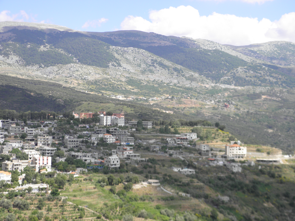 Liban turism munte 5