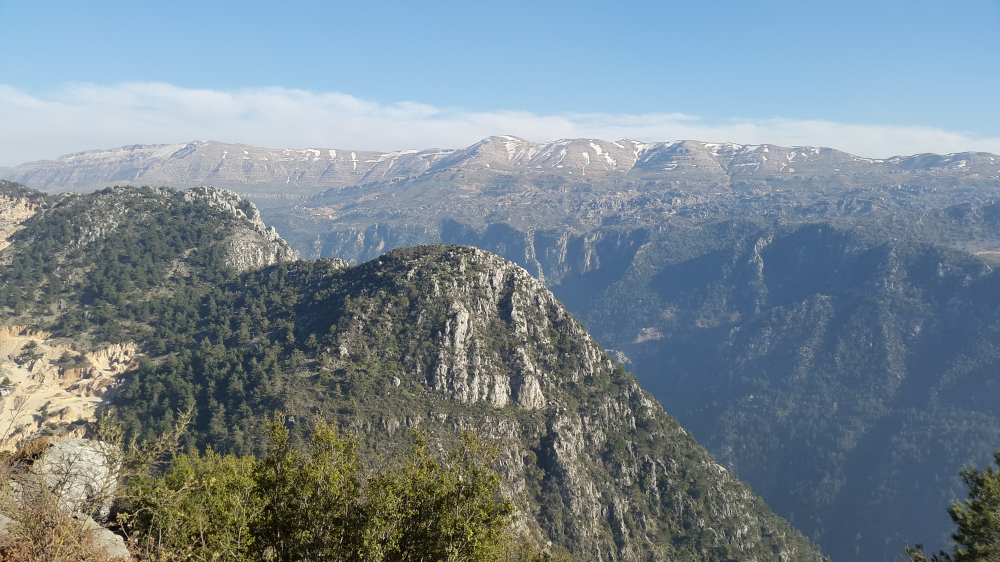 Liban turism munte 6