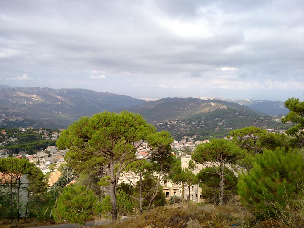 Liban turism munte 7