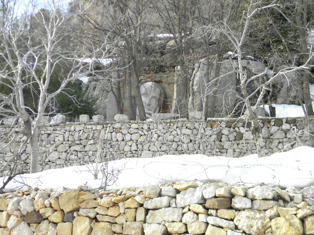 Liban turism munte cu zapada 5
