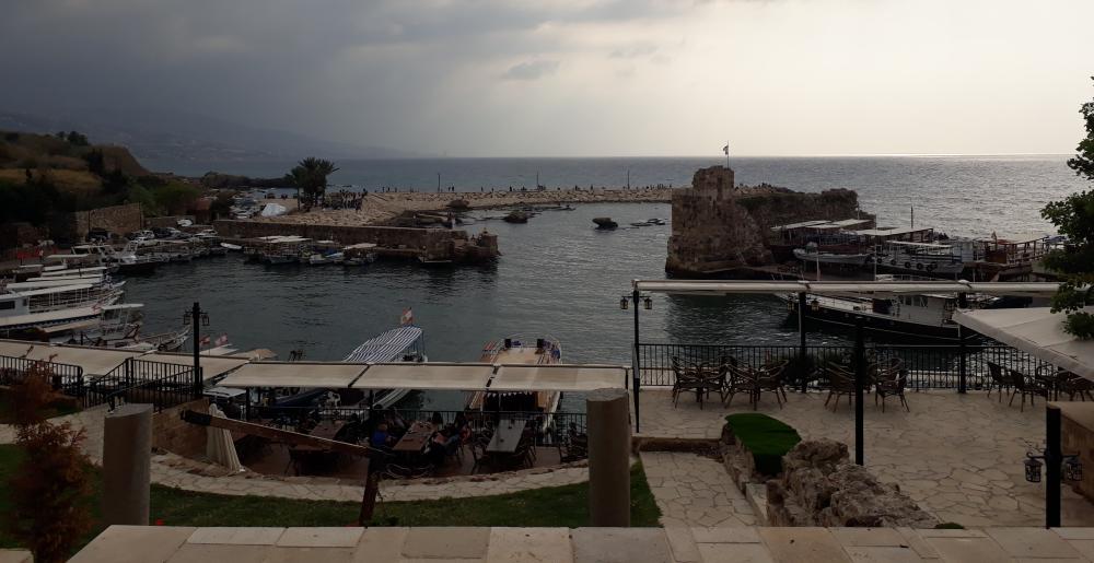 Mediterana la Byblos in Decembrie 2