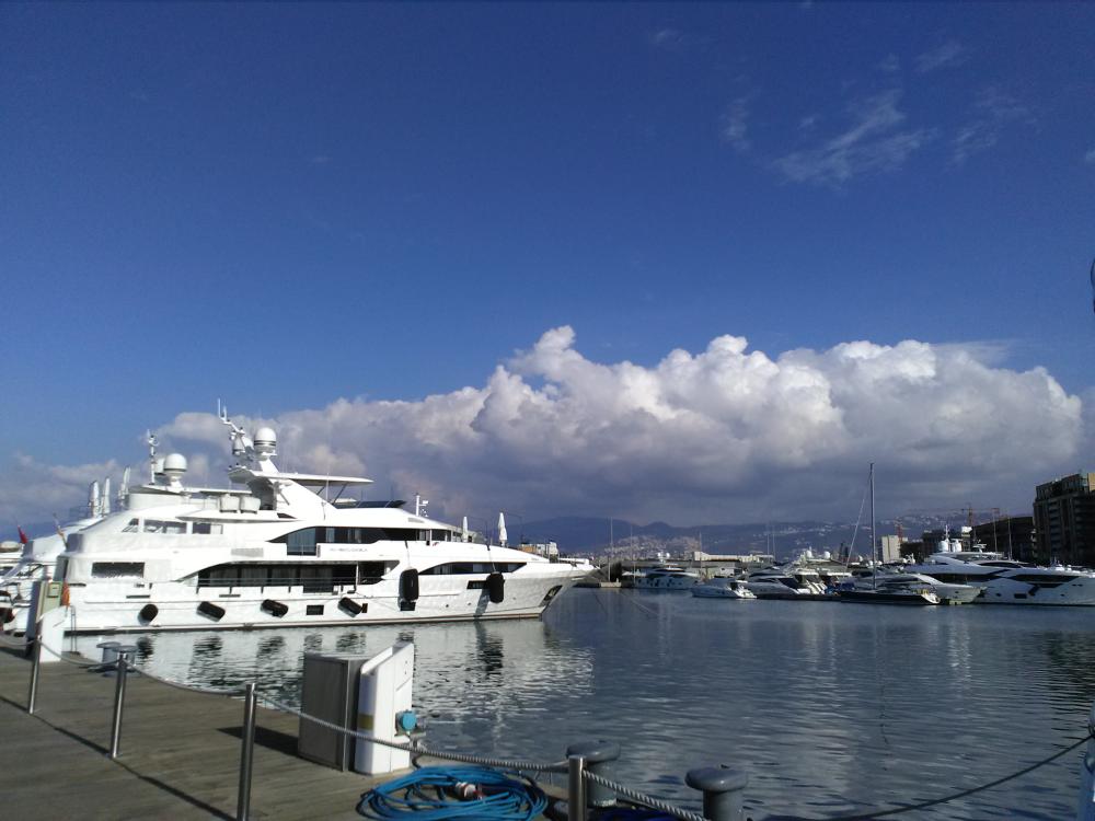 Mediterana la Beirut