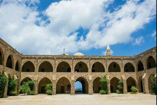 Sidon cetatea medievala
