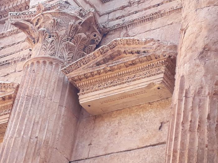 Baalbeck Templul lui Bachus