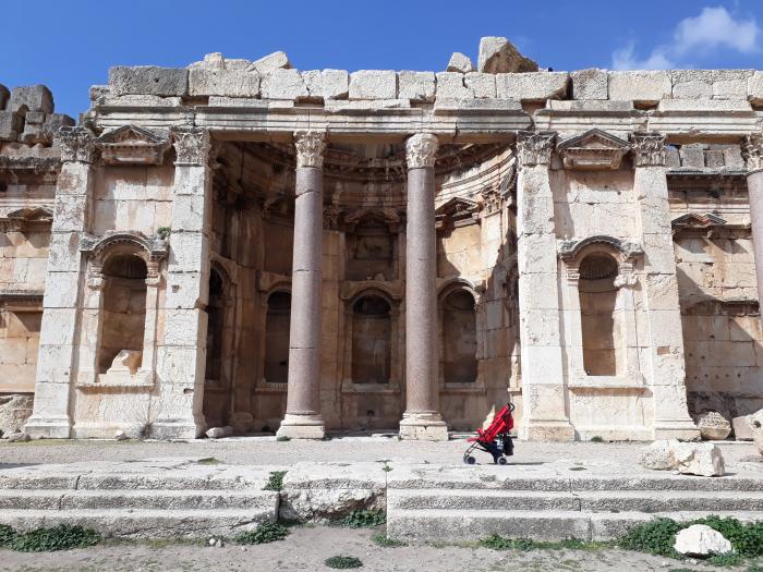 Baalbeck templul lui Jupiter